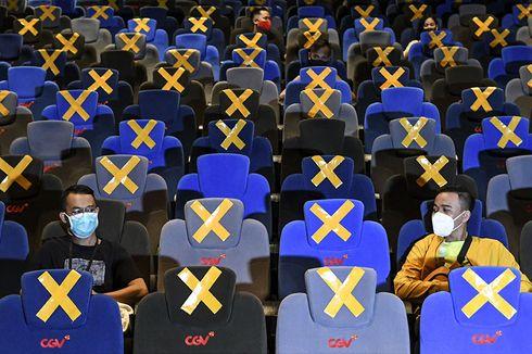 Pengunjung Bioskop Belum Banyak, CGV: Kan Masih Berjalan...