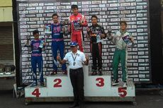 Konsisten, Silvano Christian ke Kejuaraan Dunia