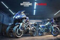 Yamaha Niken dan Tenere 700 Jadi Motor Perang di PUBG Mobile