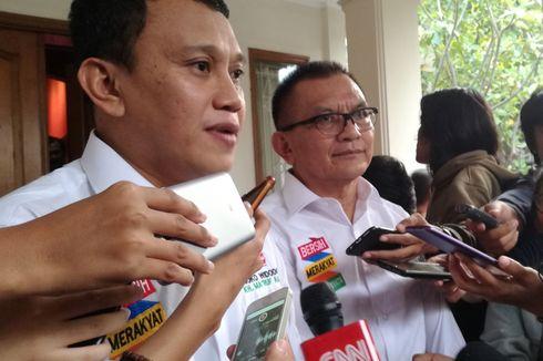 Bersama Moeldoko, Tim Kampanye Jokowi-Ma'ruf Diskusikan Strategi