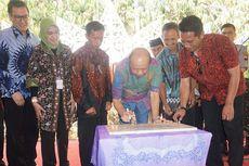 BCA Resmikan Desa Binaan Doesoen Kopi Sirap Semarang