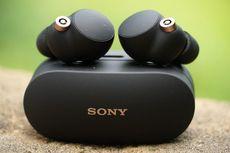 Earphone TWS Sony WF-1000XM4 Dijual Rp 4 Juta di Indonesia