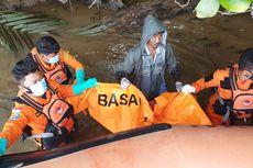 Balita yang Hanyut di Sungai Sekatak Kaltara Ditemukan dalam Kondisi Tewas