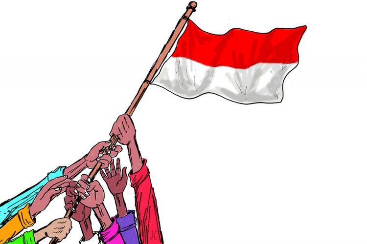 Ilustrasi: Demokrasi Pancasila dan Islam