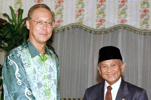 """Sampaikan Belasungkawa, PM Singapura Puji BJ Habibie """"Ilmuwan Sejati"""""""