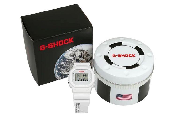 G-Shock x NASA