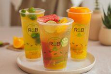 Gerai Minuman R&B Tea dari China, Kini Hadir di Jakarta