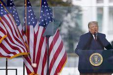 Akhirnya, Trump Akui Kalah dari Biden, Kecam Kerusuhan di Capitol