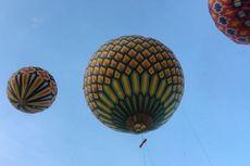 Festival Balon Udara Digelar di Ponorogo
