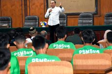 Edy Rahmayadi: PSMS Selalu di Hatiku, Jangan Main-main Kalian...