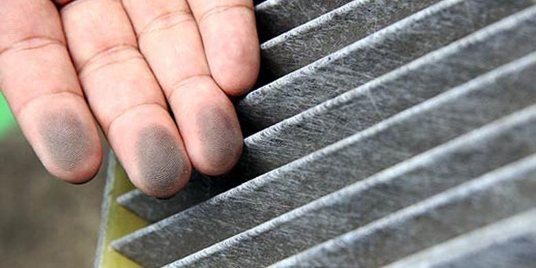 Filter AC di kabin
