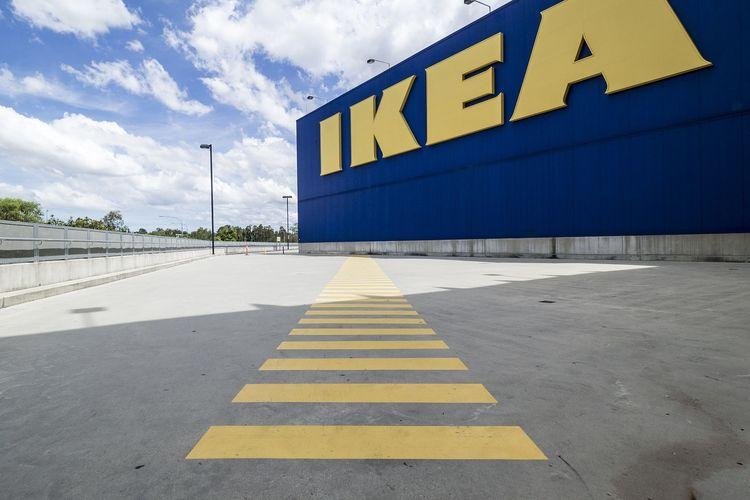 Ilustrasi IKEA.