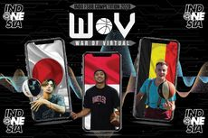 <i>'War Of Virtual'</i> Kompetisi <i>Freestyle</i> Basket di Era Normal yang Baru