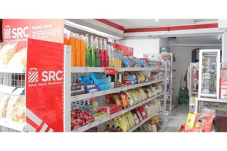 SRC mendorong daya toko kelontong untuk mengembangkan rakyat langsung di akarnya.