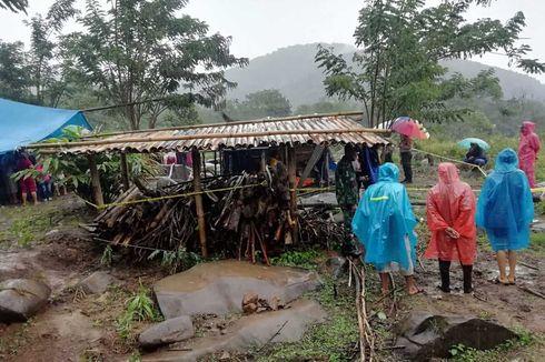 Mayat Terbakar di Sebuah Gubuk Gemparkan Warga Deli Serdang