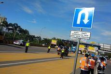 Penindakan Ganjil Genap di Gerbang Tol Bekasi Belum Dilakukan