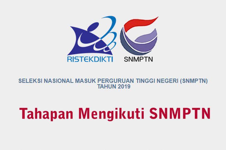 Ilustrasi SNMPTN 2019