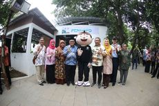 Wali Kota Bandung Bangun TPS Terpadu di Area Rumah Dinas