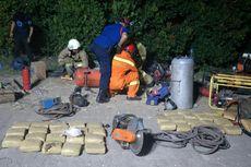 Sembunyikan Narkoba di Tabung Kompresor, Kurir Dikendalikan Napi Lapas Cirebon