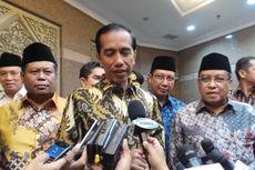 Jokowi Minta Pandangan PBNU Terkait Vonis Mati Bandar Narkoba dan Radikalisme