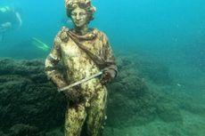 Menyelami Bekas Orang Romawi Kuno Berpesta, Ada di Bawah Laut