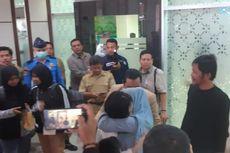 Disambut Haru, 4 Mahasiswi Asal Sultra yang Pulang dari Wuhan Tiba di Bandara Kendari