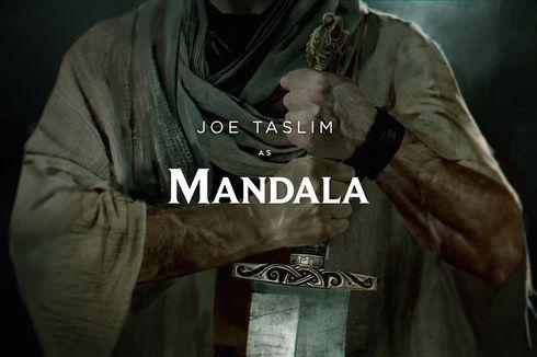 Joe Taslim Perankan Mandala, Jagoan Pedang di Jagat Bumilangit