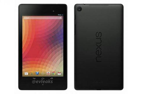Bocoran Foto Tablet Nexus 7 Terbaru Beredar