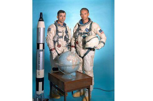 18 Juli 1966, Gemini 10 Meluncur, Michael Collins