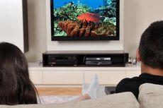 Kebiasaan Nonton TV Anak Meniru Orangtua