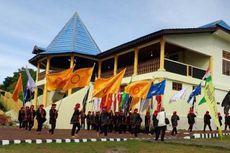 Singgahi Empat Kesultanan Maluku Utara di FLG 2014