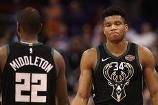 Bekuk Heats, Bucks Cetak Rekor Tembakan Tiga Angka NBA