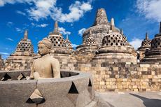 Candi Borobudur, Prambanan, dan Ratu Boko Tutup Selama PPKM Darurat