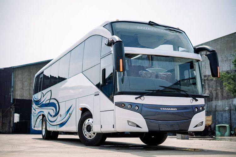 Bus baru Stadabus Coach Enterprise