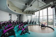 Mengintip Cabang Baru Celebrity Fitness di Kuningan City