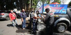 Lindungi Warga dari Covid-19, Kota Madiun Siap Kerahkan 2.000 Pendekar