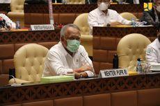 Anggaran Kementerian PUPR Tahun 2022 Disetujui Rp 100,5 Triliun
