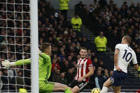 Tottenham Hotspur Vs Sheffield United, Dua Kali VAR Warnai Hasil Seri