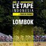 L'etape Indonesia Dorong Sport Tourism di Lombok