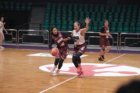 PON XX Papua 2021, Perbasi Hampir Pastikan Liga Basket Putri Bersponsor