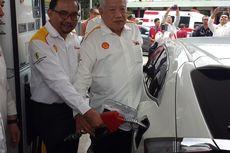 Shell Indonesia Incar Pasar di Jawa Timur