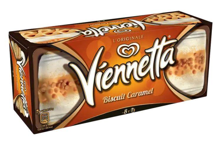 Viennetta Biscuit Caramel di Belanda