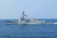 Militer AS Kembali Kirim Dua Kapal Perang ke Selat Taiwan