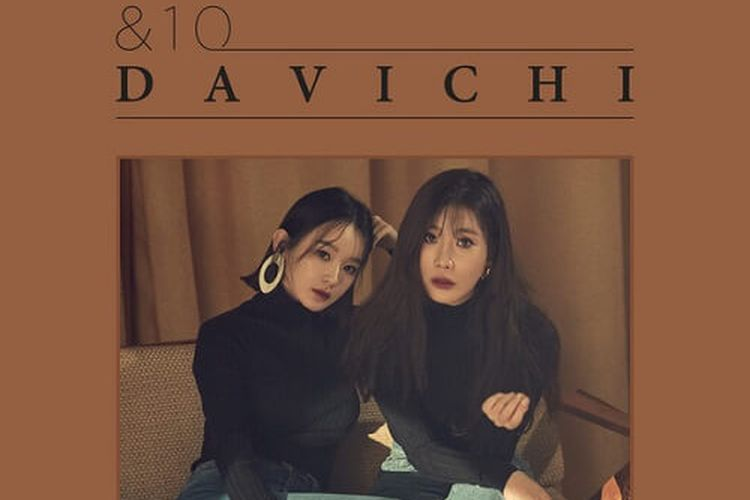 Kembali dengan lagu galau, Davichi berhasil menggetarkan hati para pendengar dengan singel Days Without You.