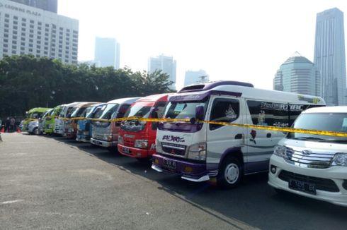Ongkos Travel Gelap Per Orang Tembus Rp 750.000
