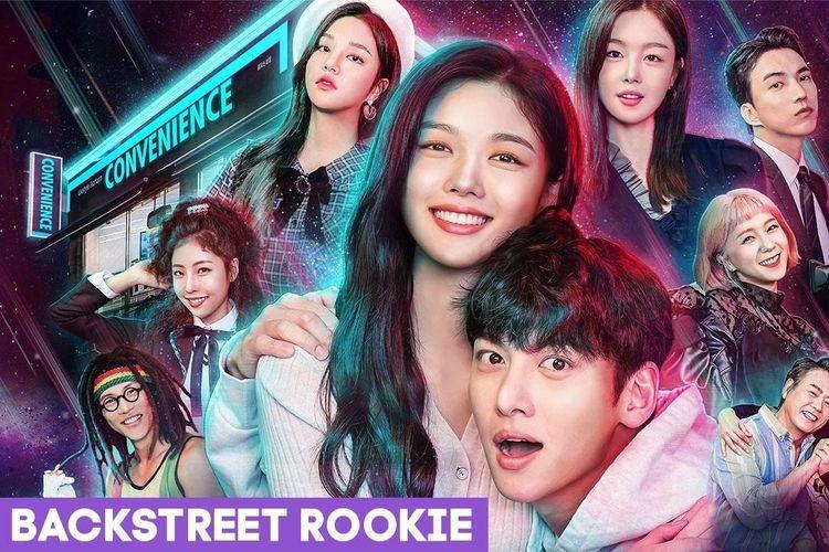 Drama Korea Backstreet Rookie, tayang di channel ONE.