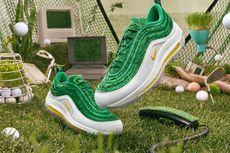 Hijaunya Rumput Lapangan Golf dalam Koleksi Nike Air Max 97 Golf