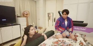 Kepada Nagita Slavina, Billy Syahputra Buka Suara soal Hubungan dengan Amanda Manopo