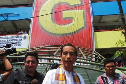 Cara Jokowi-Ahok Jinakkan Tanah Abang...