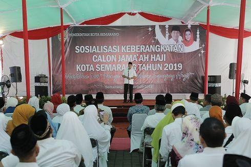 Tiga Pesan Penting Wali Kota Hendi Kepada Jamaah Haji Semarang